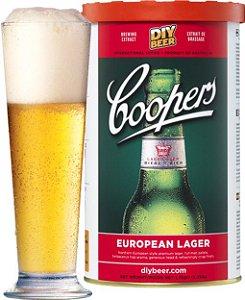 Beer Kit Coopers European Lager - 1 un