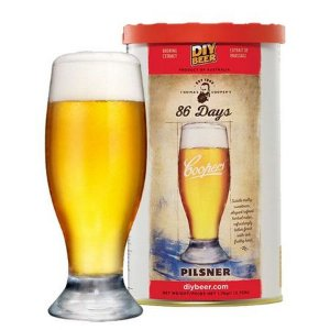 Beer Kit Coopers 86 Days Pilsner - 1 un