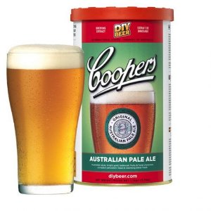 Beer Kit Coopers Australian Pale Ale - 1 un