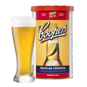 Beer Kit Coopers Mexican Cerveza - 1 un