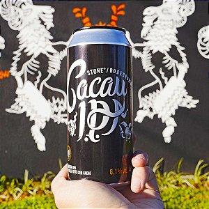 Cerveja Bodebrown Cacau Ipa  - 473ml (lata)