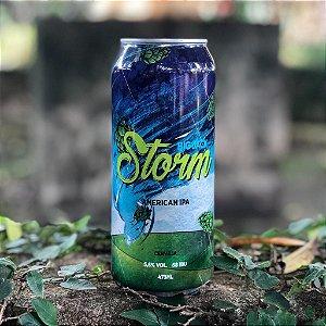 Cerveja Big Jack American Ipa Storm - Lata 473ml