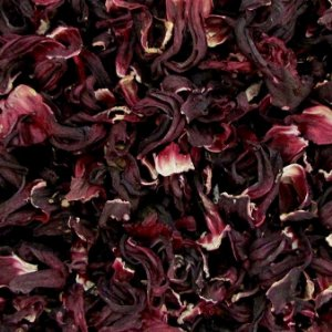 Flor de Hibisco Desidratada - 50g