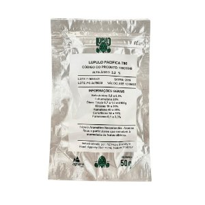 Lúpulo AGRÁRIA Pacífica - 50g (pellets)