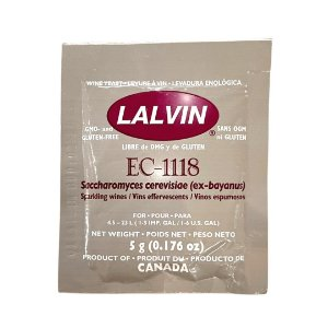 Fermento Lalvin EC-1118 - 5g