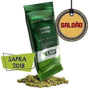 Lúpulo Barth Haas Slovenia Savinjski Golding 2018 - 50g (pellets) - SALDÃO