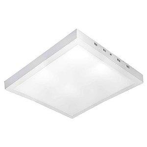PLAFON LED DE EMBUTIR QUADRADO  36W 6000K 40X40