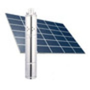 Bomba Solar - Kit Completo Bomba E Painel 80w 30m 24v