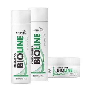 Kit Home Care Bioline Organic SPHAIR