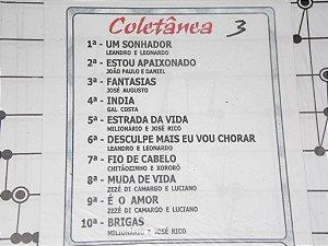 COLETÂNEA 03 COM 10 PARTITURAS PARA CÍTARA MINI HARPA