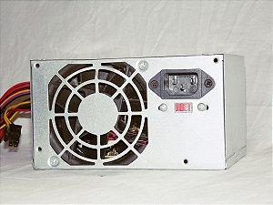 FONTE ATX PARA PC USADA FUNCIONANDO PERFEITAMENTE 115/220 VOLTS