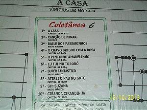 COLETÂNEA Nº06 COM 10 PARTITURAS PARA CÍTARA MINI HARPA  PROMOÇÃO BLACK FRIDAY