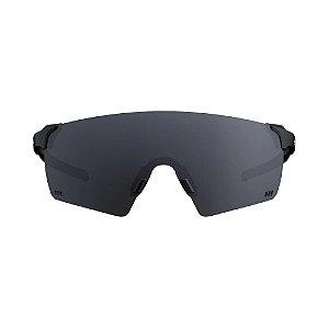 Óculos De Sol Hb Quad R Matte Black Gray