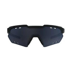 Óculos De Sol Hb Shield Compact M Gloss Black Multi Gray