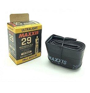 Câmara De Ar Maxxis UltraLight Aro 29.5x1.95-2.3 48mm