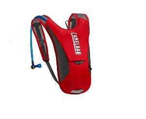 Mochila de Hidratação CAMELBAK Hydrobak 1,5L Vermelha