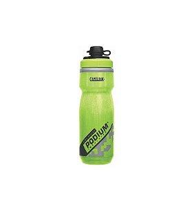 Garrafa camelbak Podium Dirt Serie Chill Verde 620ml
