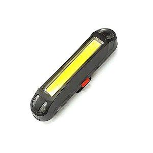VISTA LIGHT PISCA DE 2 FUNÇOES DIANTEIRO E TRASEIRO USB