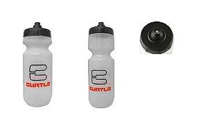 Kit Garrafa Curtlo Squeeze H2O 2 und 700ml e 2 und 500 ml