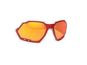 Lente para Oculos HB Switch Rush Fire Red Chrome
