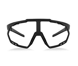 Óculos De Sol Hb Spin Matte Black Lente Photochromatico