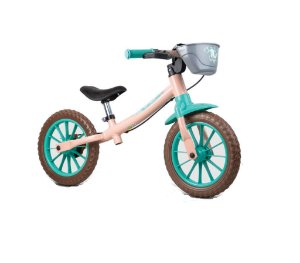 Bicicleta Nathor Balance Feminina Love Rosa