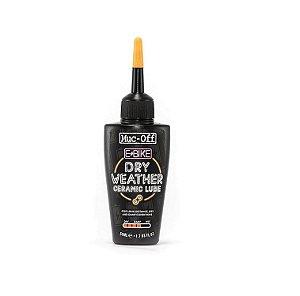 Lubrificante Muc-Off Dry Lube Seco EBike 50ml
