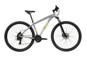 Bicicleta Caloi Explorer Sport 29 Cinza Claro Tam G A21