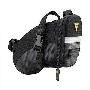 Bolsa de Selim Topeak Aero Wedge Pack com Tiras XSmall