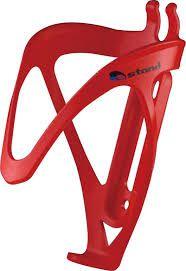 Suporte de Caramanhola (Garrafinha) Ostand Plastico Vermelho