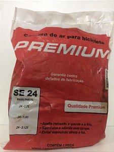 Câmara de Ar Premium aro 24 Bico Grosso