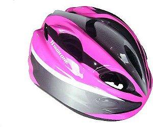 Capacete High One Infantil MV602 Ciclismo MTB Lazer Rosa