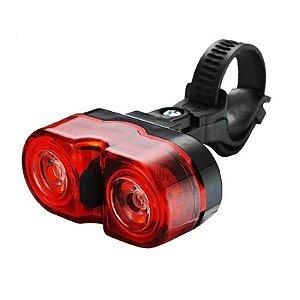 Lanterna Traseira JY-528 0,5 Watt 2 Leds