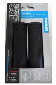 Manopla PRO (Shimano) XC Grip Regular 30 x 135mm Preta