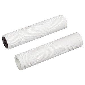 Manopla PRO (Shimano) XC Grip Slim 28x125mm Branca