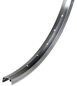 Aro Vzan Simples Mtb Clincher 36 Furos V-brake Aro 26