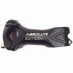 Suporte de Guidão Absolute JJ3D em Alumínio 25.4mm 7° Preto