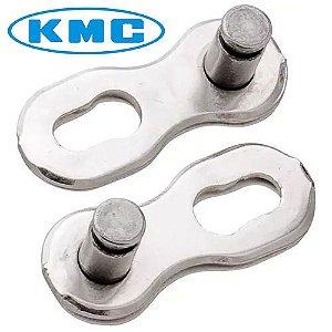 Emenda de Corrente KMC para 6, 7 e 8 Velocidades