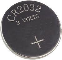 Bateria 3V 2032