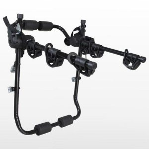 Suporte de Bicicletas (Rack) Huasion Bike Carrier para Porta-Malas com Borracha Separador de bike para 3 Bicicletas 6 pontos de Fixação