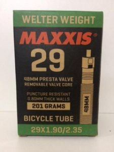 Câmara De Ar Maxxis Welter Weight Aro 29.5x1.95-2.3 48mm