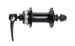 Par de Cubos MTB D/T Shimano TX HB TX505 Disco Center Lock (CL) 8/9/10Vel 32 Furos