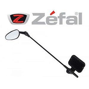 Espelho Retrovisor Zefal Z Eye Convexo para Capacete