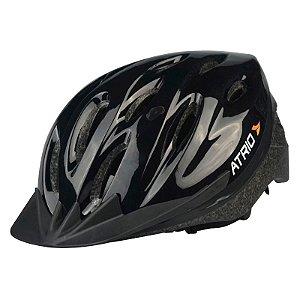 Capacete Atrio OutMode de Ciclismo MTB Lazer Preto