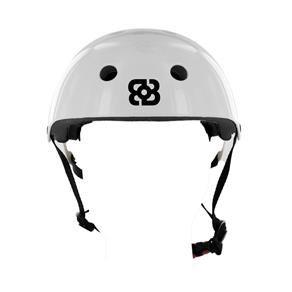 Capacete Atrio Bob Burnquist Ciclismo MTB Lazer / Skate Branco
