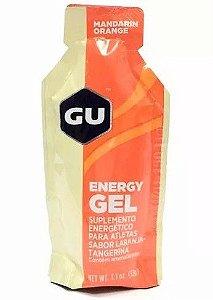 Gel Energético Gu Sports Sache 32g Sabor Laranja - Tangerina