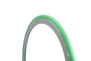 Pneu Tannus Aither 1.1 Slick Hard 700x23 Verde