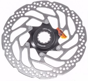 Disco de freio (Rotor) Shimano Altus MTB SM-RT30 Center Lock 160mm