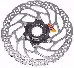 Disco de freio (Rotor) Shimano Altus MTB SM-RT30 Center Lock 160mm