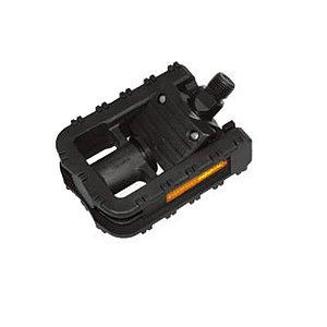 Pedal Dobravel F178 Nylon com Refletivo